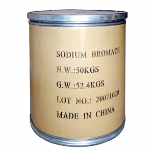 Sodium bromate NaBrO3, Trung Quốc, 50kg/thùng